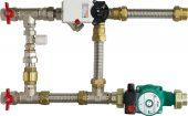 Смесительный узел для водяных калориферов СУ