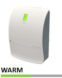 Включает 3 фильтра, автоматический обогрев воздуха, за исключением контроля уровня СО2 и управления по wifi