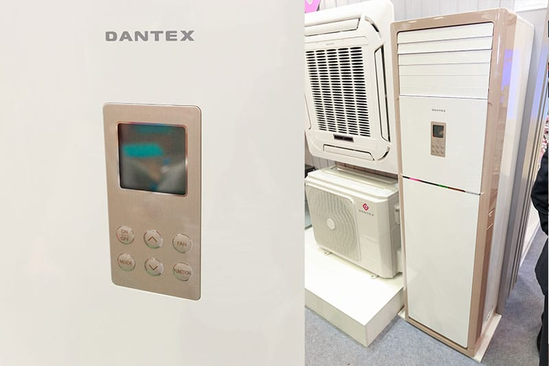 Кондиционеры dantex технологии