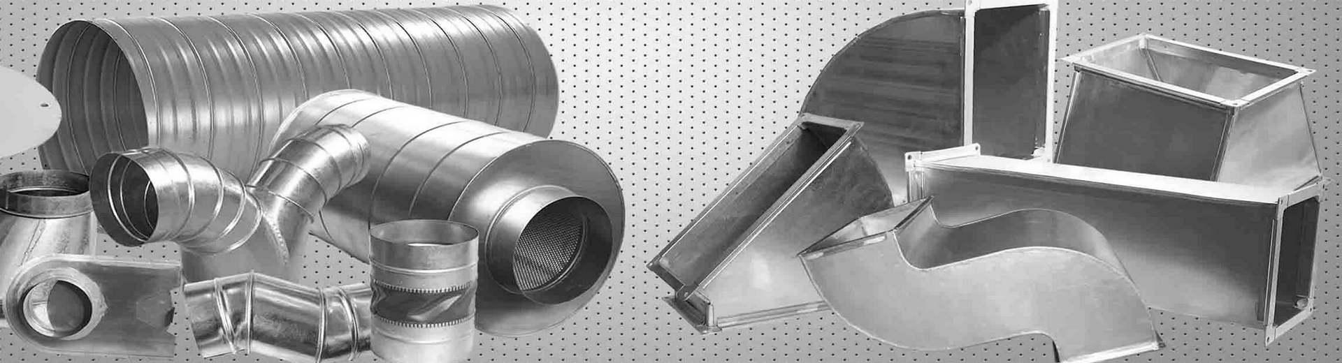 воздуховоды для вентиляции сечение