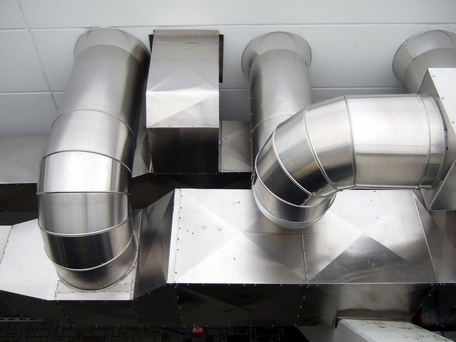 воздуховоды для вентиляции оцинкованные